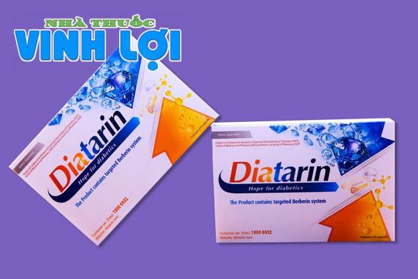 Công nghệ hướng đích trong sản phẩm Diatarin có ý nghĩa như thế nào?