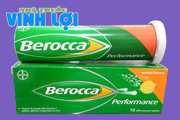 Berocca là thuốc gì?