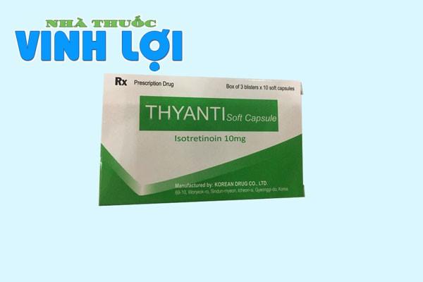 Thyanti g10mg giá bao nhiêu?