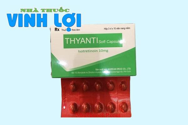 Thyanti Soft Capsule 10mg