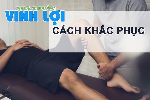 Cách khắc phục đau mỏi cổ chân hiệu quả