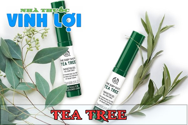 Serum trị thâm The Body Shop Tea Tree Oil