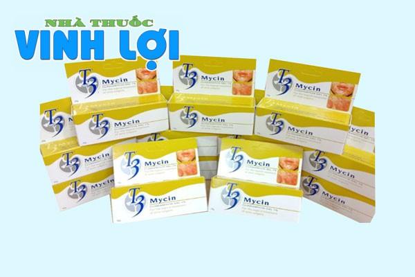 T3 Mycin gel điều trị mụn trứng cá hiệu quả