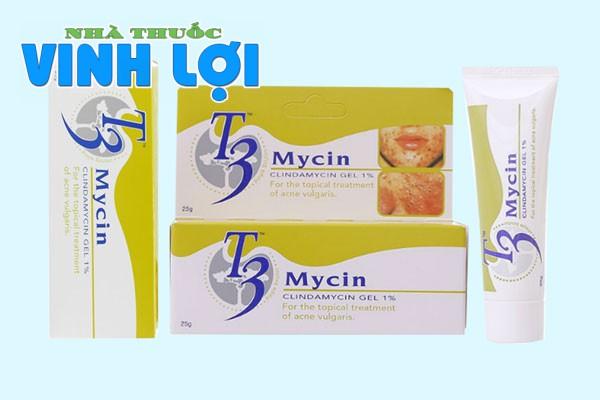 Đánh giá của chuyên gia về T3 Mycin Gel