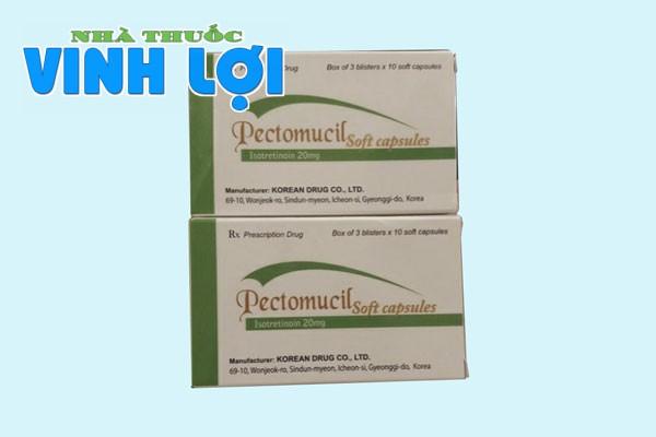 Giá thuốc Pectomucil là bao nhiêu?