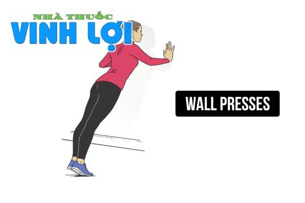 Wall presses