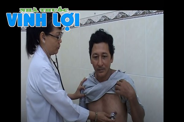 Bệnh nhân gặp vấn đề về rối loạn cương dương