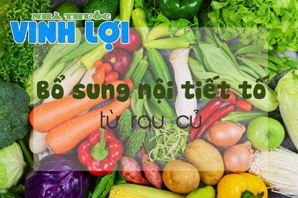 Bổ sung nội tiết tố bằng thực phẩm từ thiên nhiên
