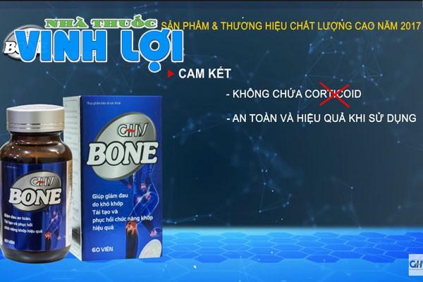 Cam kết chất lượng Ghv Bone