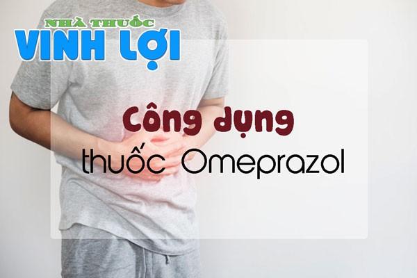 Công dụng của thuốc Omeprazole 20mg