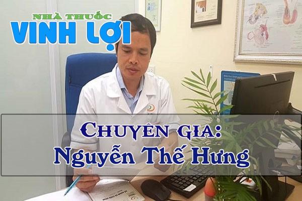 Chia sẻ của chuyên gia tình dục Nguyễn Thế Hưng về Herba Vixmen