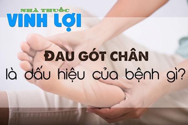 Bị đau gót chân là dấu hiệu của bệnh gì?