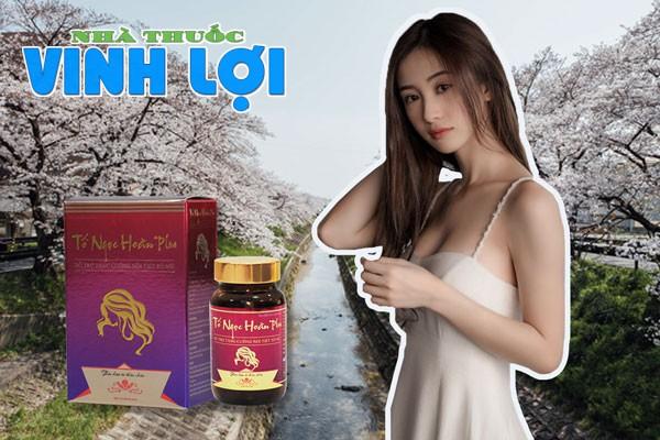Viên uống nội tiết tố nữ Tố Ngọc Hoàn Plus 100% từ thiên nhiên
