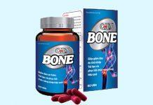 ghv bone hỗ trợ điều trị xương khớp hiệu quả