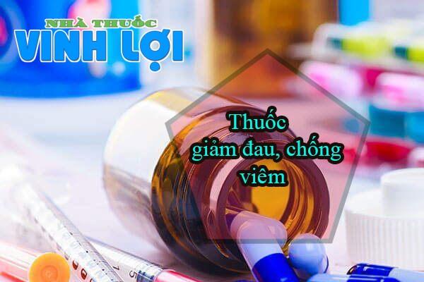 Thuốc giảm đau, chống viêm tây y