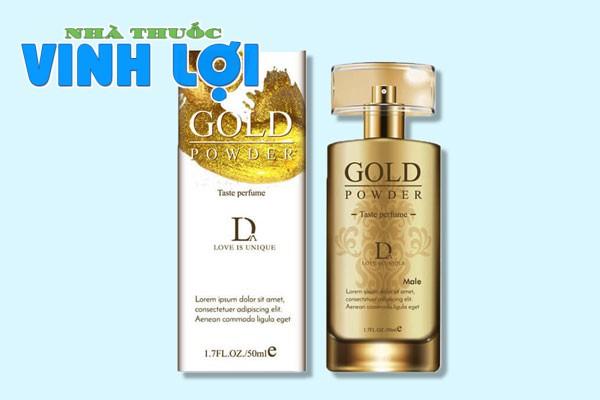 Nước hoa kích dục nữ giá rẻ Gold Power