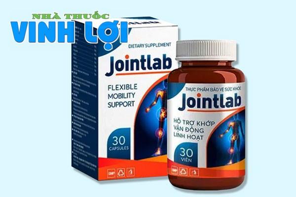 Tìm hiểu về viên xương khớp Jointlab