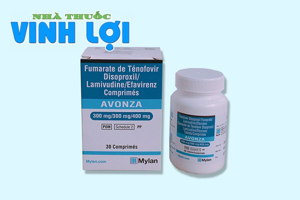tìm hiểu về thuốc điều trị HIV/AIDS Avonza