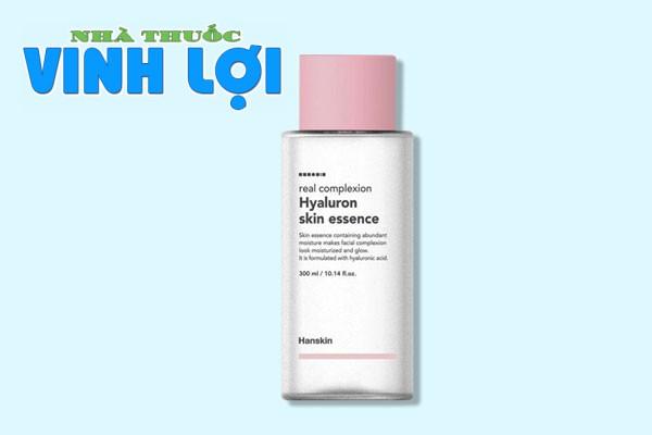 Hanskin Hyaluron Real Complexion Skin Essence