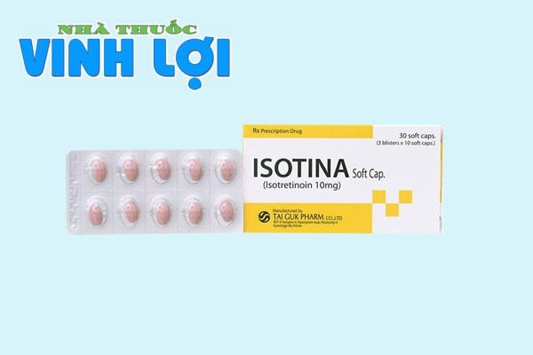 Isotina 10mg