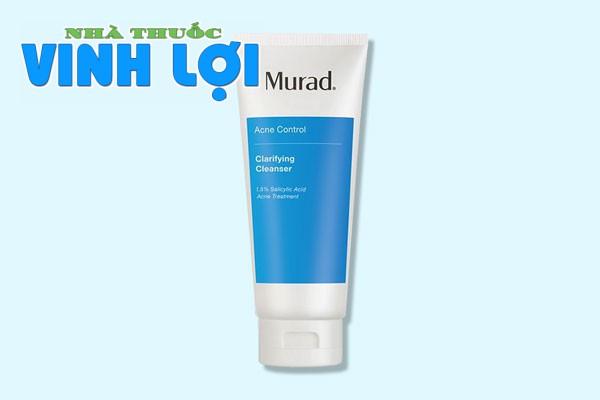 Sữa rửa mặt trị mụn Murad Control Clarifying Cleanser