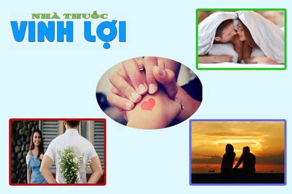 """Cách giúp các cặp đôi giữ được cảm giác khi """"yêu"""""""