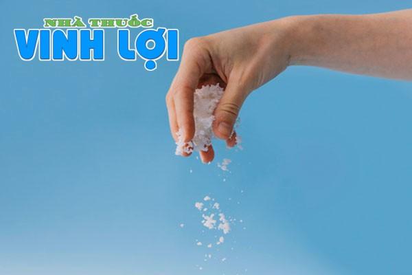 Nước muỗi sinh lý là gì?