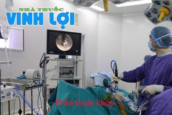 Phương pháp phẫu thuật khớp