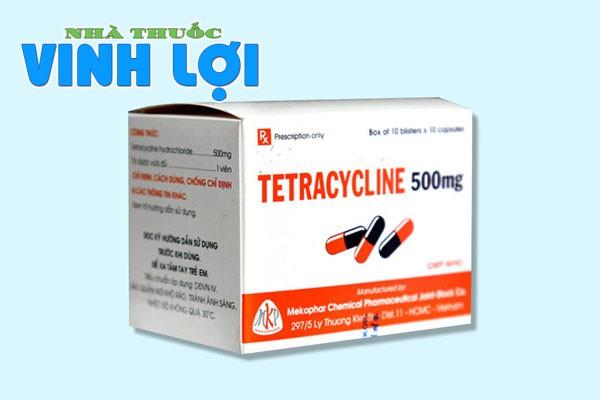 Tetracylin là thuốc gì?