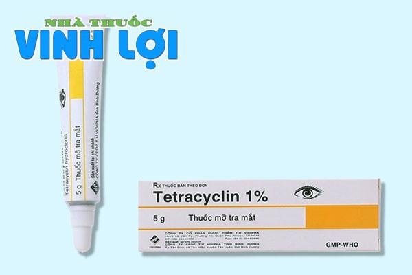 Tìm hiểu về thuốc kháng sinh Tetracyclin