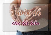 Những lưu ý cần biết để kịp thời bổ sung dinh dưỡng cho phụ nữ mang bầu trong các giai đoạn