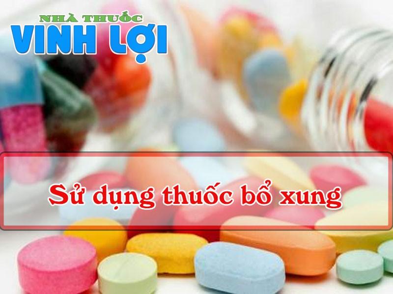 Kết hợp sử dụng các loại thuốc điều trị tăng hiệu quả hơn