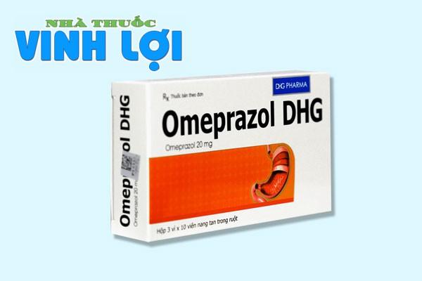 Omeprazole có tác dụng phụ không?