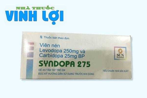 Syndopa 275 là thuốc gì?