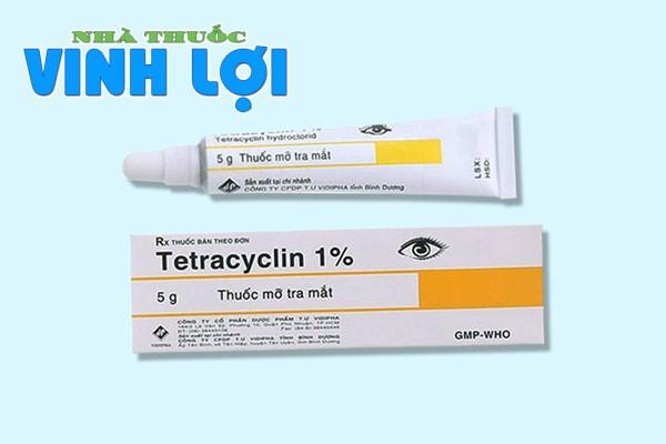 Tác dụng phụ của Tetracylin