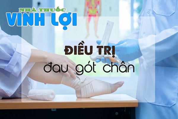 Bị đau gót chân khám ở bệnh viện nào?