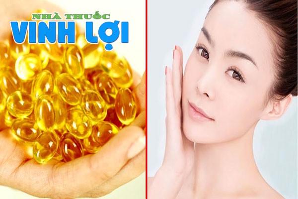 Vitamin E thích ứng với đa số da