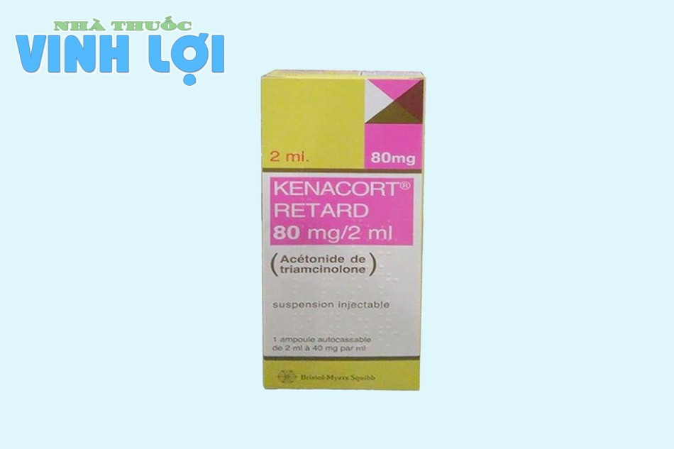Kenacort Retard 80mg/2ml
