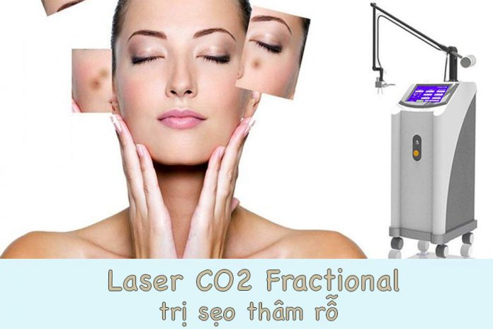 Công nghệ Laser CO2 Fractional