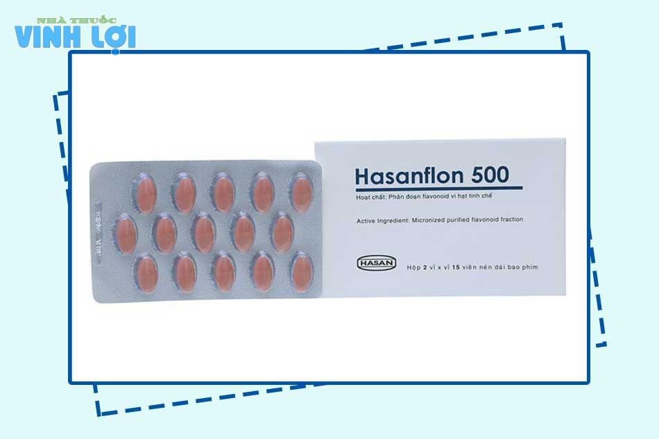 Tác dụng của Hasanflon