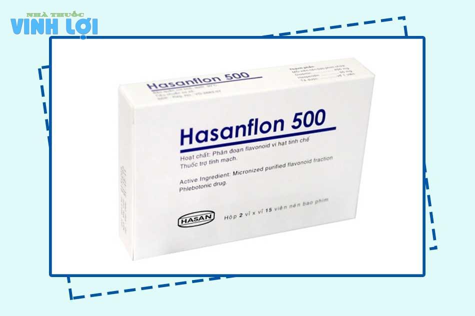 Thuốc Hasanflon là thuốc gì?