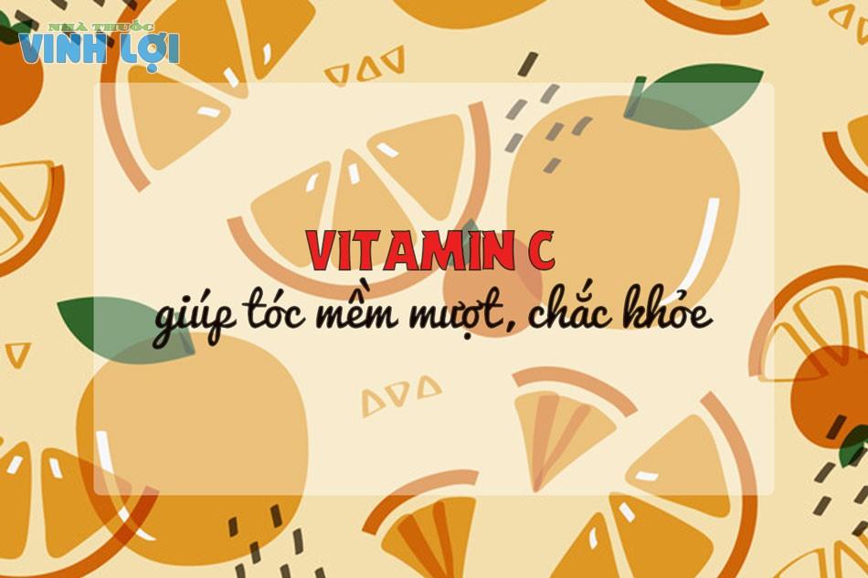 Vitamin C có nhiều trong quả vị chua giúp tóc mềm mượt, chắc khỏe, giảm gãy rụng