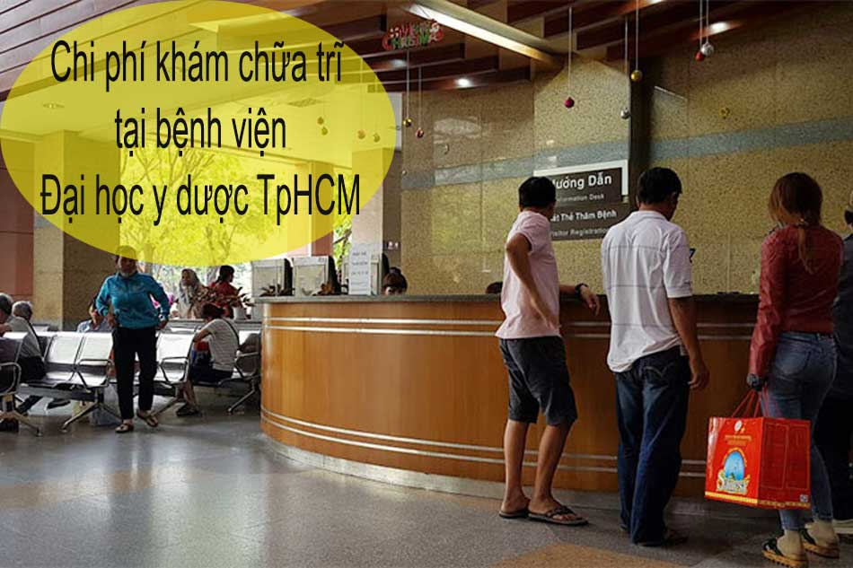 Chi phí khám chữa trĩ tại bệnh viện Đại học Y Dược TpHCM