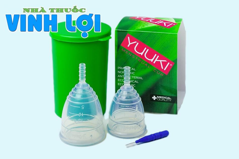 Cốc nguyệt san Yuuki Cup