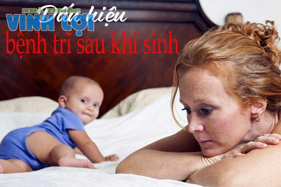 Dấu hiệu của bệnh trĩ sau khi sinh