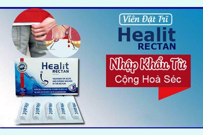 Thuốc Healit Rectan