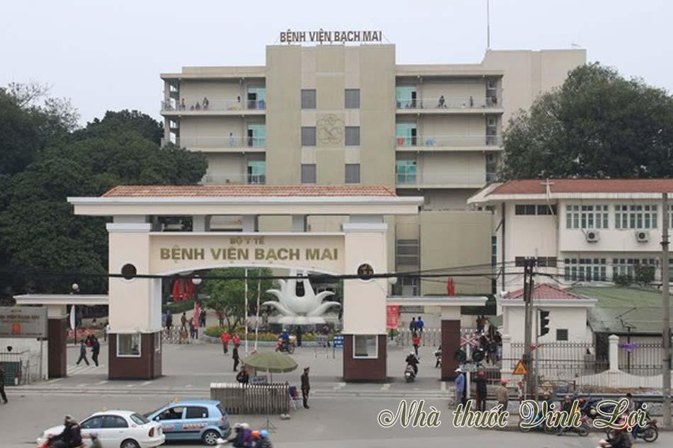 Bệnh viện Bạch Mai – Khoa Da liễu