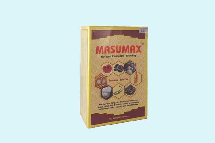 Masimax thực phẩm chức năng tăng cường sức khỏe