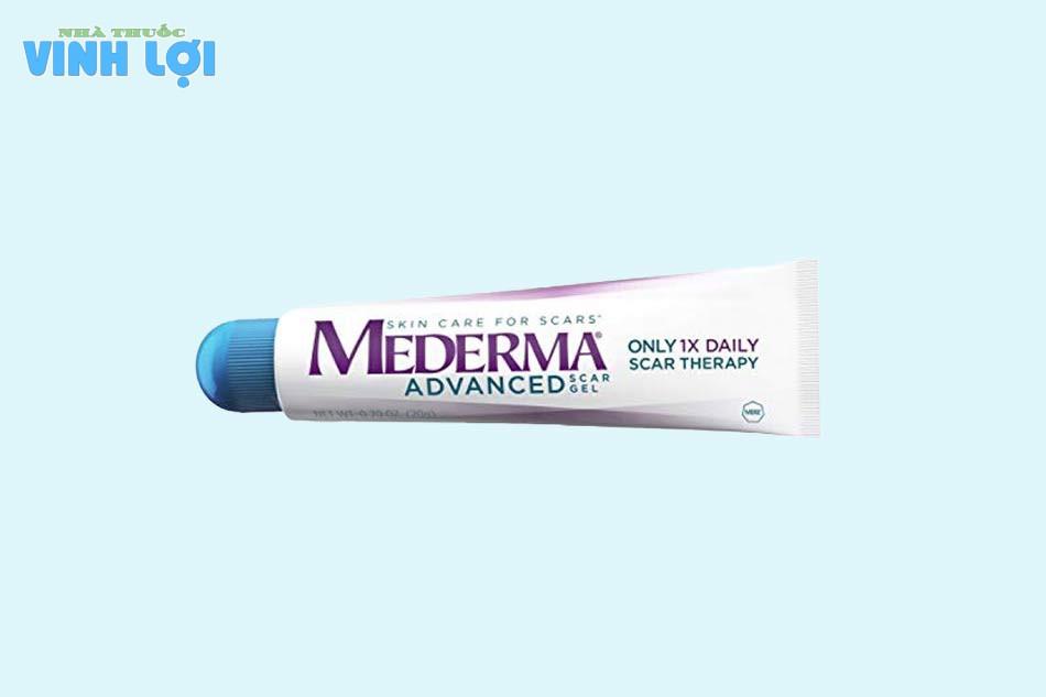 Chống chỉ định Mederma Advanced Scar
