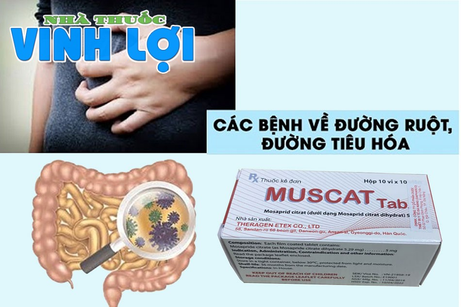 Tác dụng của Thuốc Muscat